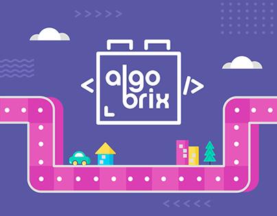 Algobrix | Branding for kids