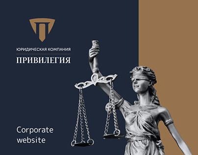 Law company Privilegija | Corporate website