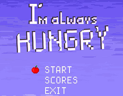 I'm always hungry