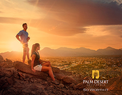 Palm Desert Tourism Stills/Motion + BTS