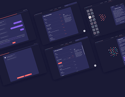 Pixis x Fafiec • UI & Design system