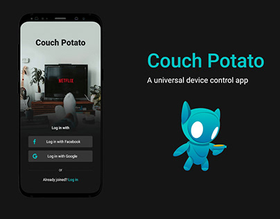 Couch Potato App