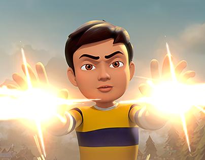 "Nickelodeon India New MagicShow ""Rudra"" Opening Montage"
