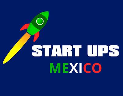 Logo Startups México