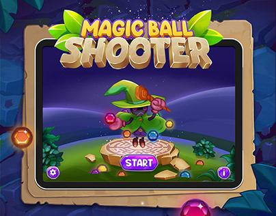 Game Art - Magic Ball Shooter