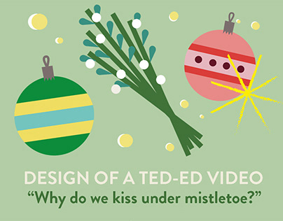 Design of a TED-Ed Video #1