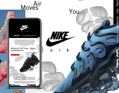 Nike EMEA - Air Recap & Flyer