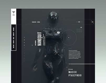 AKIRA — website