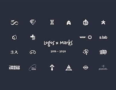 Logos n marks 2016 - 2020