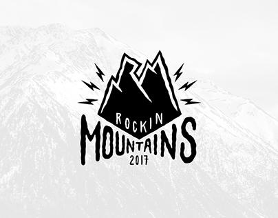 Rockin'Mountains branding