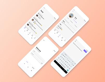 TellMe - Google Pixel Mockup