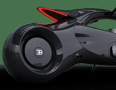 Bugatti Audacieux- Bugatti Flagship Motorcycle