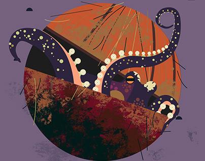 Obsessive About Octopuses teaser - Flying Eye Books