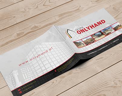 Catálogo Grupo OnlyHand Construções