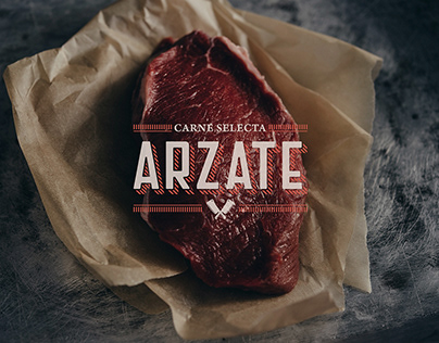 ARZATE / Branding