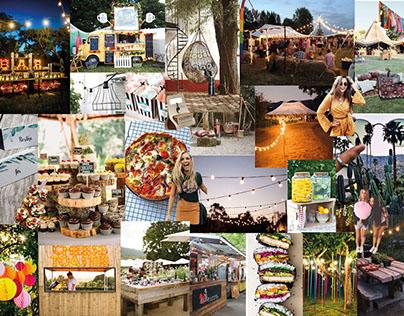 Moodboard Disc Food festival Lifestyle&Media GLR