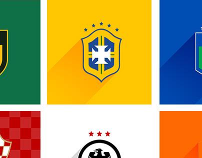 Fifa World Cup | Team Logos