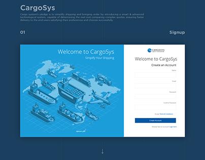 CargoSys: Simplify Your Shipping