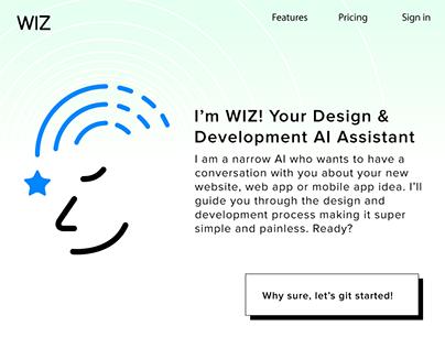 WIZ : Your Design & Development AI Assistant
