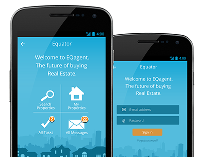 Mobile Real Estate Marketplace