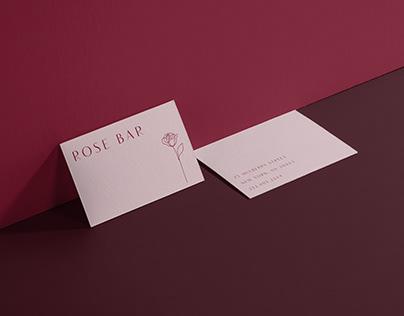 Branding | Rose Bar