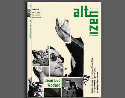 ALTYAZI Dergi Kapak Tasarımları