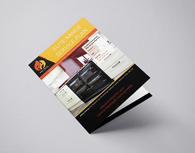 Abbey Heat Service Plan Brochure