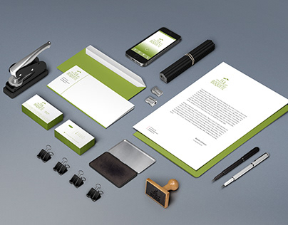 Collateral mockups