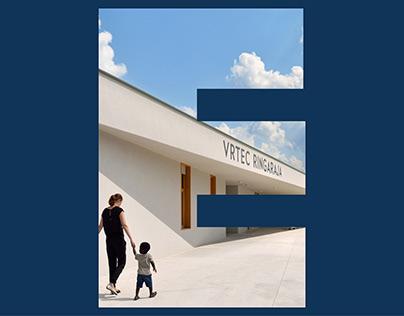 Kindergarten Dobrepolje: Architecture Design