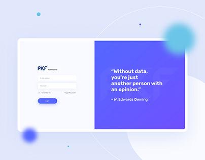 PKF Software development