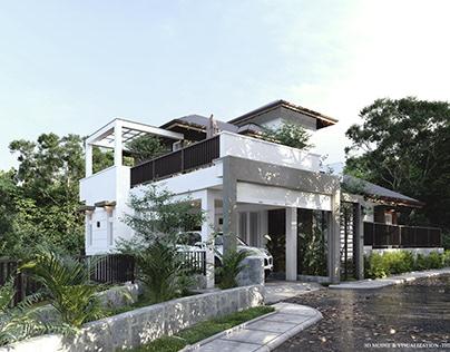 Proposed house-Bandarawela.