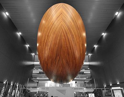 Corporate Design Installation