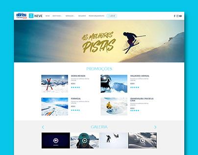 Turismo Ativo Abreu - Website