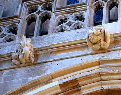 Imaginative Sculpture Exhibition - St George's Chapel