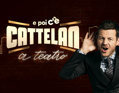 E Poi C'è Cattelan - Promo 2019
