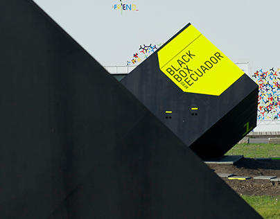 Black Box Ecuador: Branding & Exhibition Design