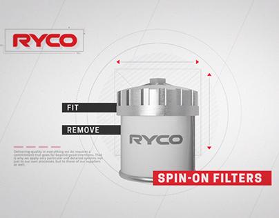 GUD RYCO RTS200