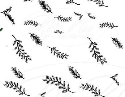 Pattern - Digital Illustrations