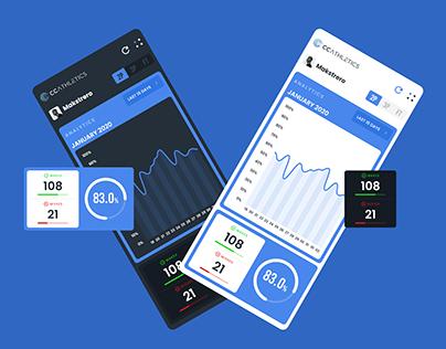 Mobile Screen UI