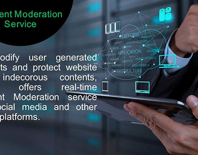 User Generated Content Moderation
