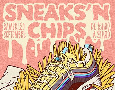 Sneaks'n Chips