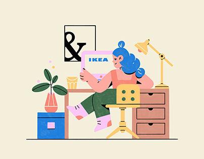 IKEA l Stay Home