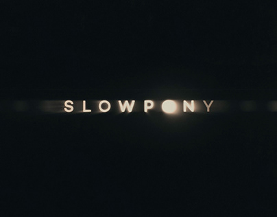 Slow Pony - Studio Logo