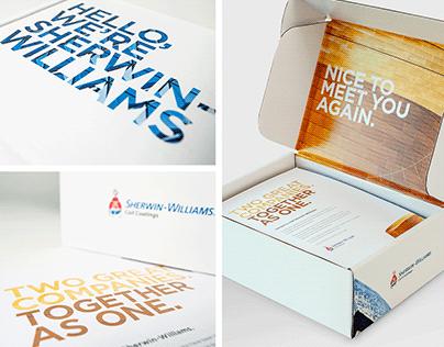 Sherwin-Williams | Promotion Box