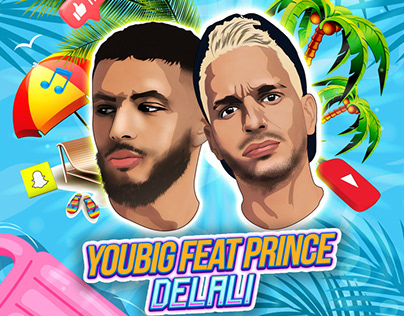 YOUBIG Ft PRINCE - DELALI - COUVERTURE