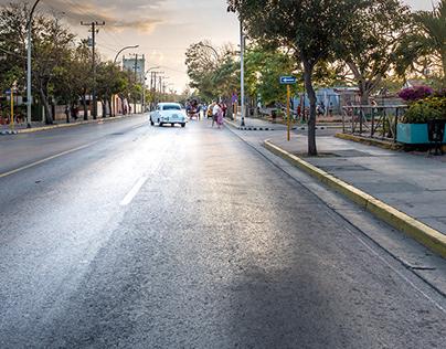 The Road Vs Cuba