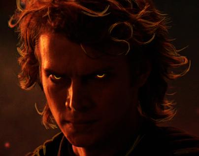 Anakin Skywalker - Dark Art