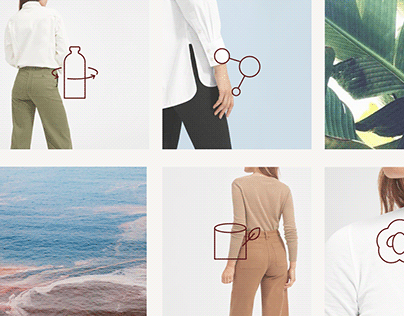 Equal Zero, sustainable clothing and materials
