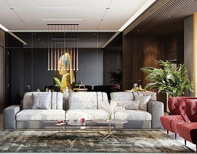 Living room | Karaca Dizayn
