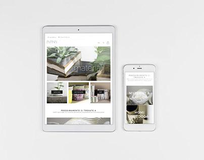 Avanti Srl - Responsive web site